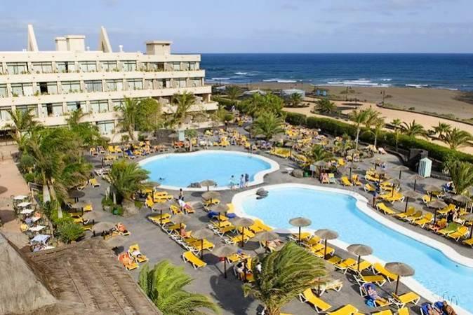 La urbanización Matagorda, en Lanzarote