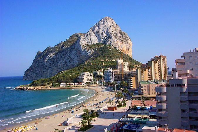 Calpe: Semana Santa en la playa
