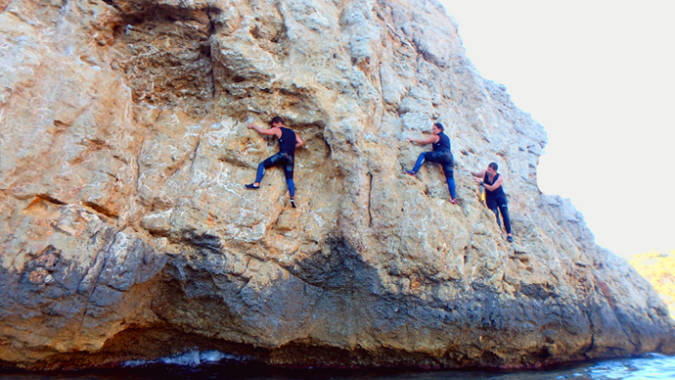 Escalada en Mallorca, en las Islas Baleares