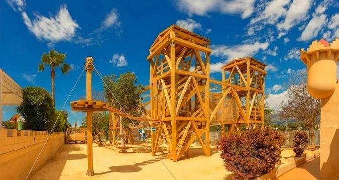 Parque de Vacaciones Magic Robin Hood, en Alfaz de Pi
