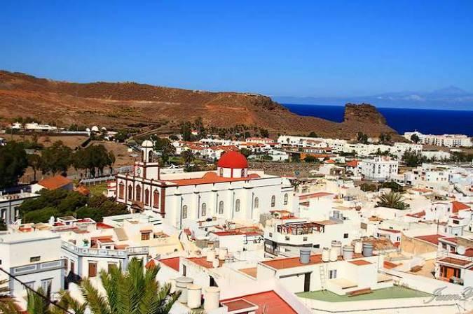 Vacaciones de verano en Agaete, Gran Canaria