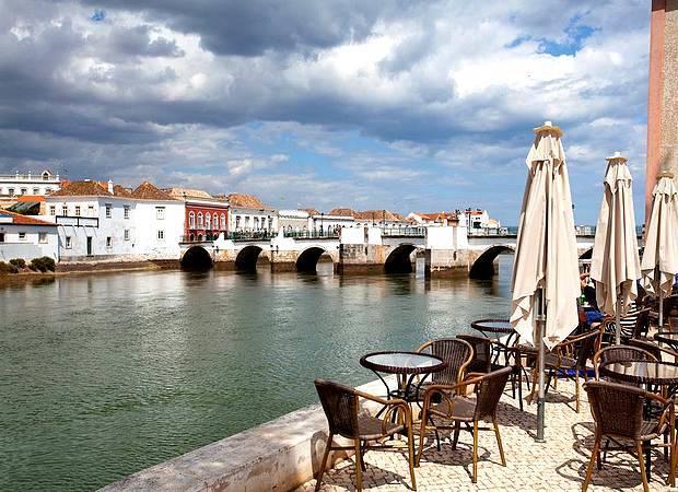 Vacaciones de verano en Tavira, Portugal