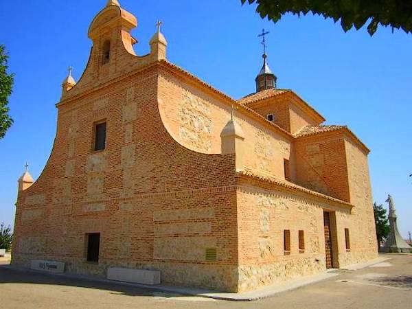 Ermita de Santa Ana, en Val de Santo Domingo, Toledo
