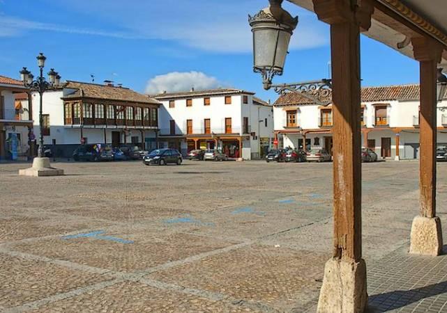 Escapada a la localidad madrileña de Valdemoro