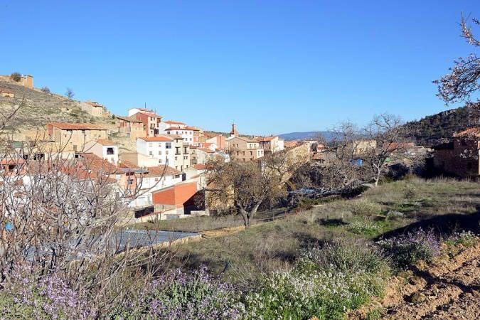 Vallanca, un pueblo de altura en Valencia