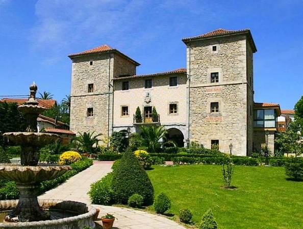 Hotel Palacio Torre de Ruesga, en Valle de Ruesga