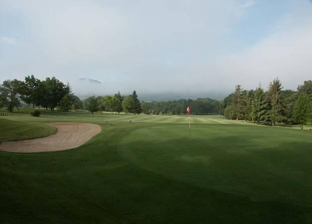 Campo de Golf Ulzama, en Navarra