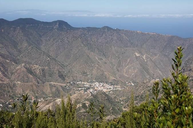 Vallehermoso: sol y playas todo el año en la isla de La Gomera