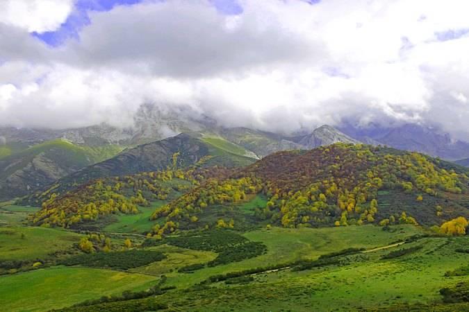 Los Valles de Babia y Luna, en León