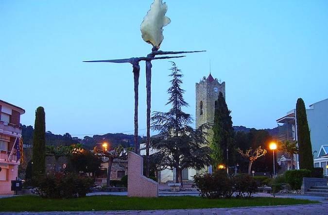 Vallromanes, destino de naturaleza cerca de Barcelona