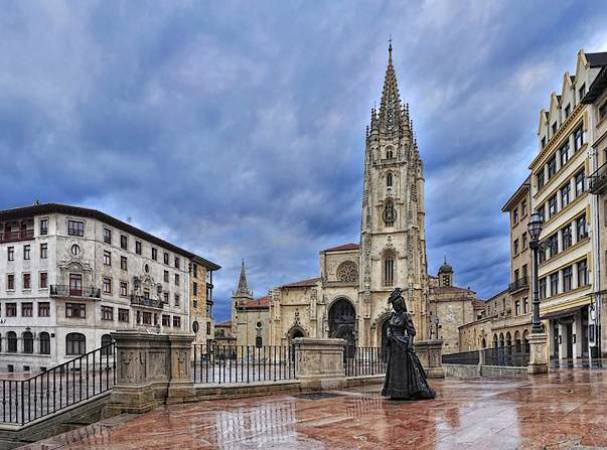 Veranear en Oviedo, Asturias