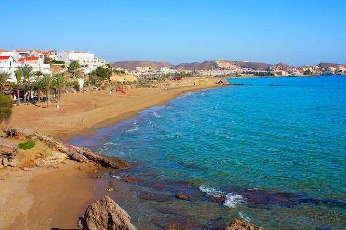 San Juan de los Terreros y la Isla Negra, en Almería