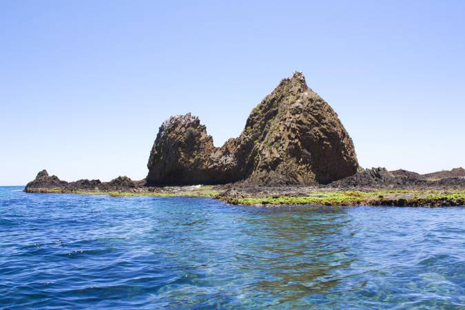 La Isla Negra, en San Juan de los Terreros, Almería