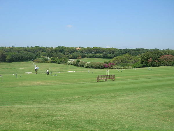 Viajar por los campos de golf de España