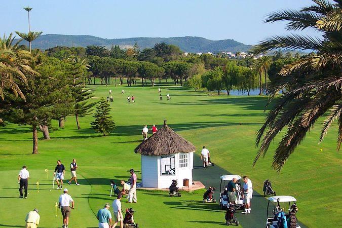 Real Club de Golf de Sotogrande, en San Roque, Cádiz