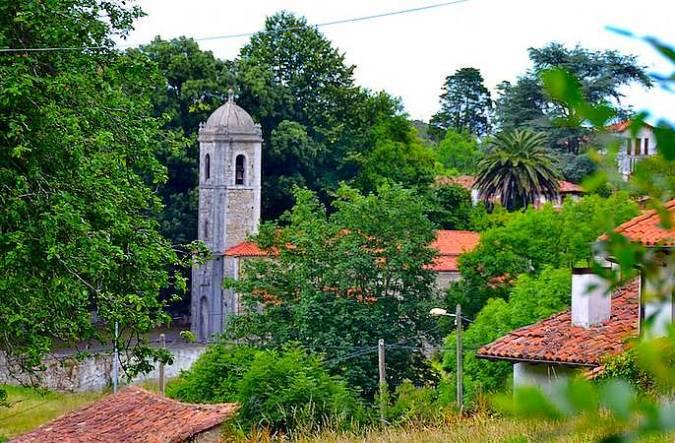 Vidigao, en el concejo de Llanes, Asturias