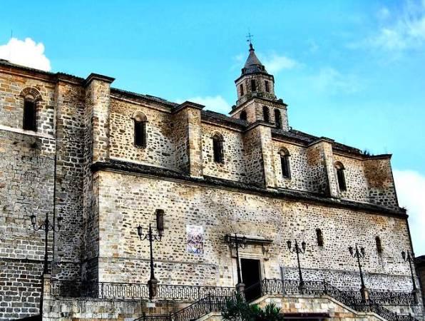 Iglesia de Nuestra Señora de la Asunción, en Villacarrillo, Jaén
