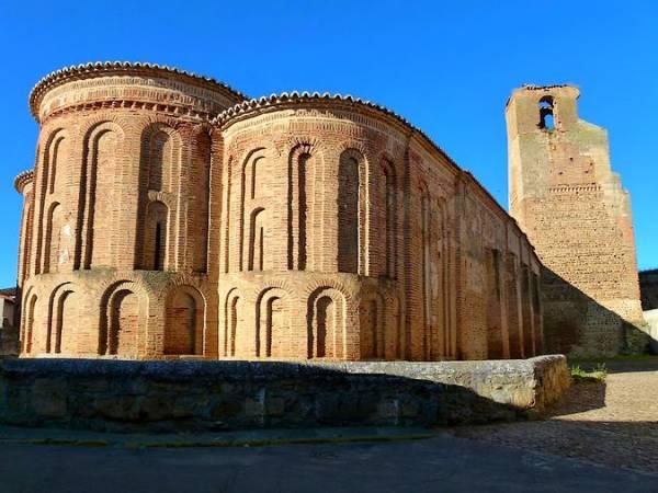 Iglesia de Santa María la Antigua, en Villalpando, Zamora