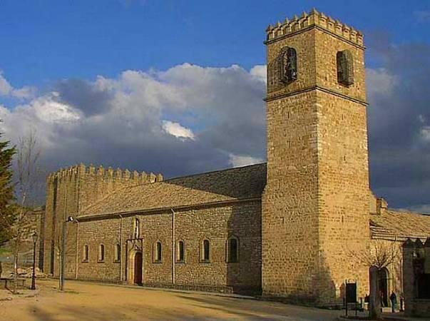 Santuario de la Fuensanta, en Villanueva del Arzobispo, Jaén