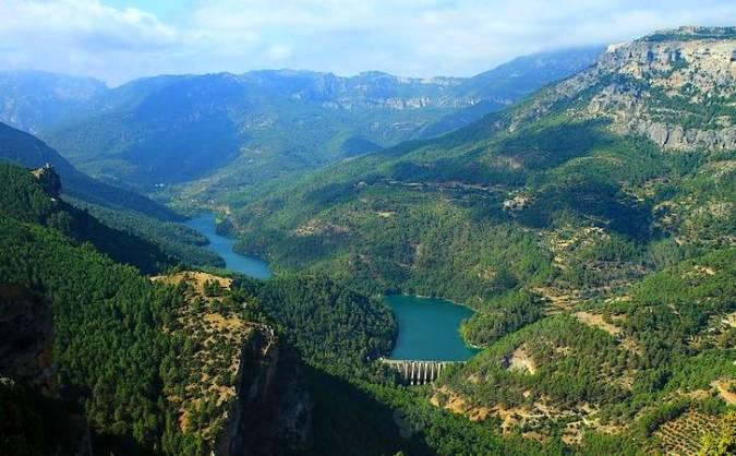 Parque Natural de la Sierra de Cazorla, Segura y Las Villas, en Jaén