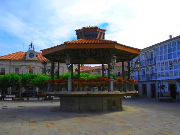El pueblo burgalés de Villarcayo