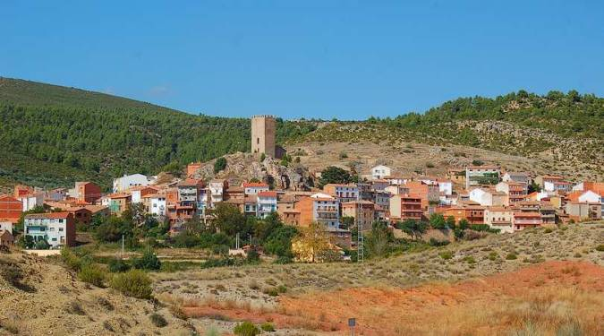 Víllora, en el Valle del Cabriel, en Cuenca