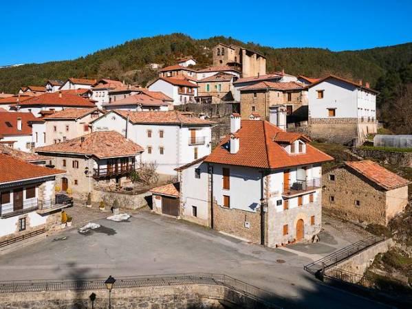 Vidángoz, en el navarro Valle del Roncal