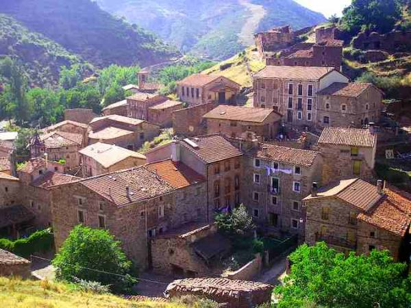 Viniegra de Arriba, un bonito pueblo de La Rioja
