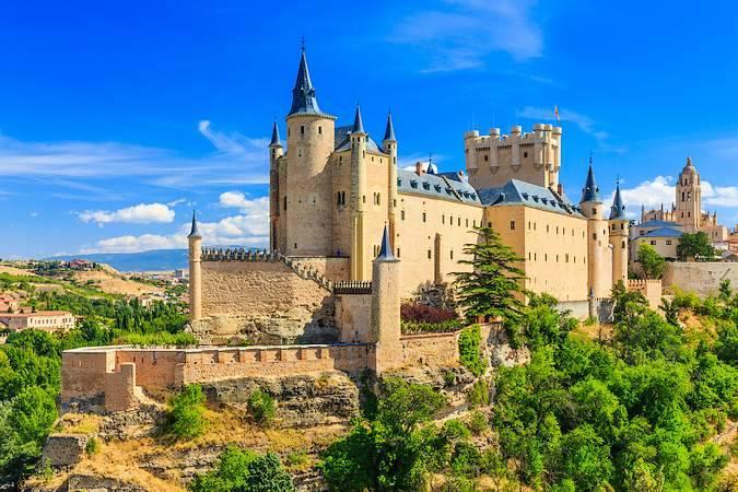 Una visita al Alcázar de Segovia