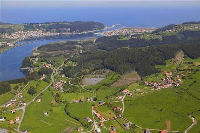 El marinero pueblo de Soto del Barco, en Asturias