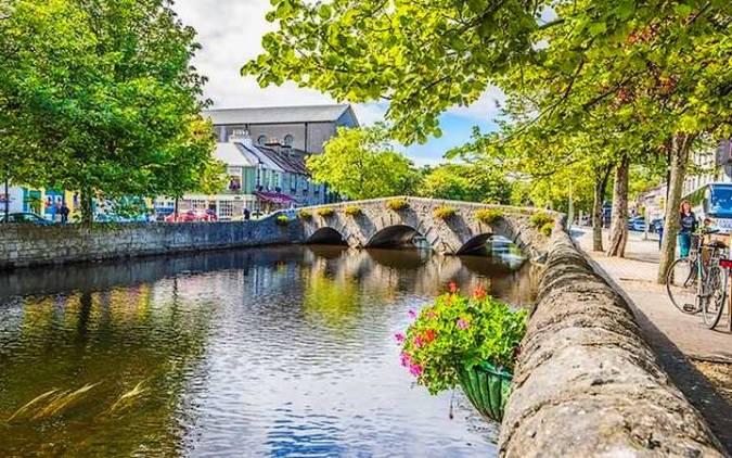Westport, en el mágico Oeste de Irlanda