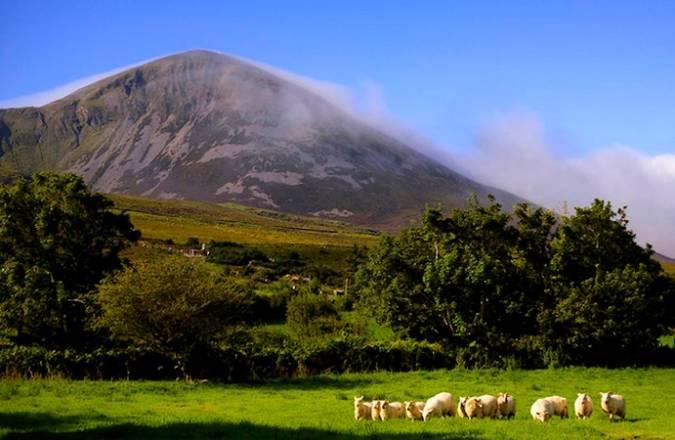 Croagh Patrick, la montaña sagrada de Irlanda