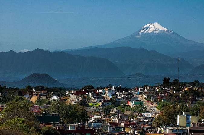Xalapa, la ciudad de las flores en México
