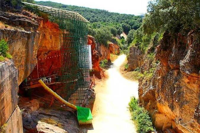 El Sitio Arqueológico de Atapuerca, en Burgos