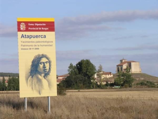 Sitio Arqueológico de Atapuerca, en Ibeas de Juarros, Burgos