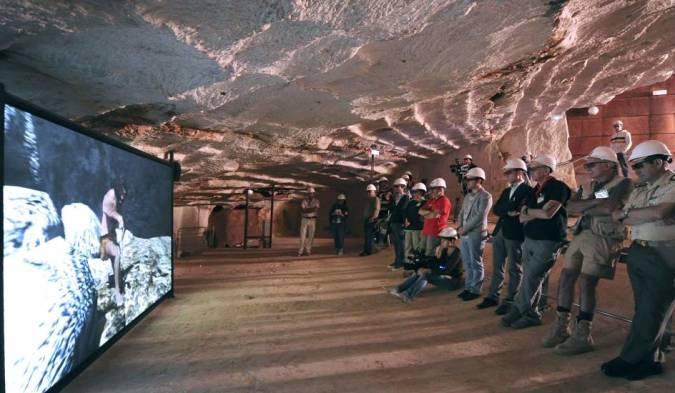 Visita al Sitio Arqueológico de Atapuerca, en Burgos