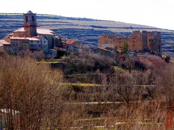 El pueblo medieval de Yanguas, en Soria