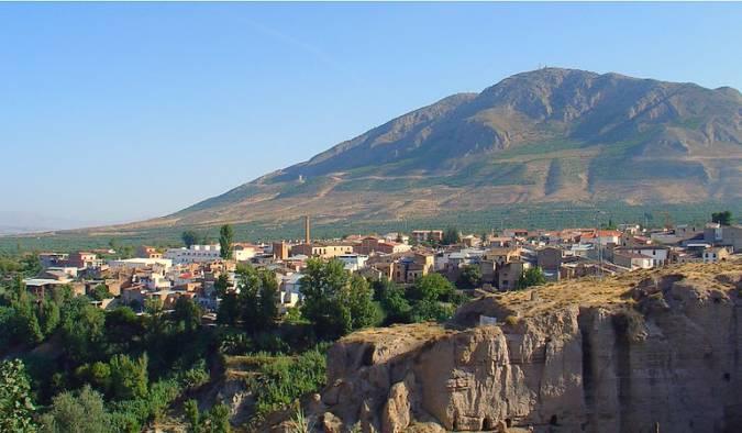 Una buena escapada al pueblo granadino de Zújar