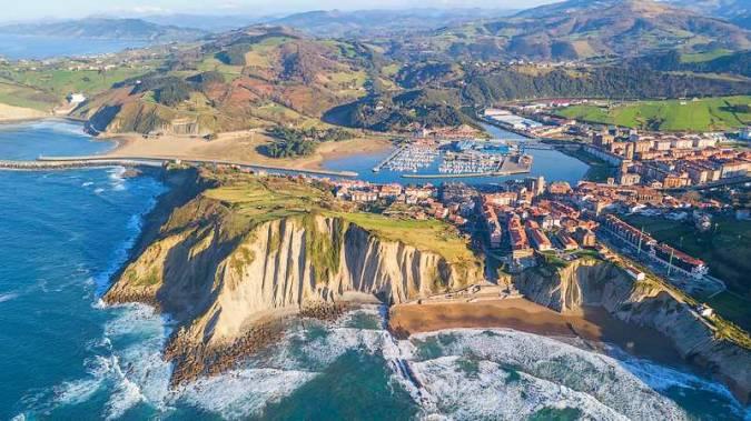 Zumaia, un gran destino en la costa de Guipúzcoa